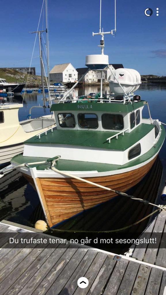 Runde Boattrip Aquila