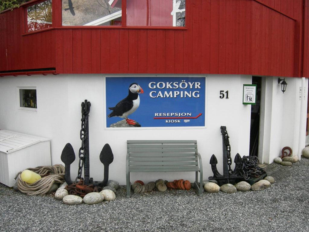 Runde Boattrip Goksoyr Camping