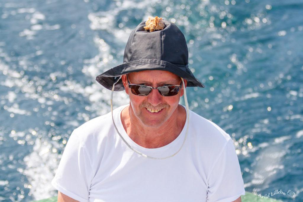 Runde Boattrip Johan