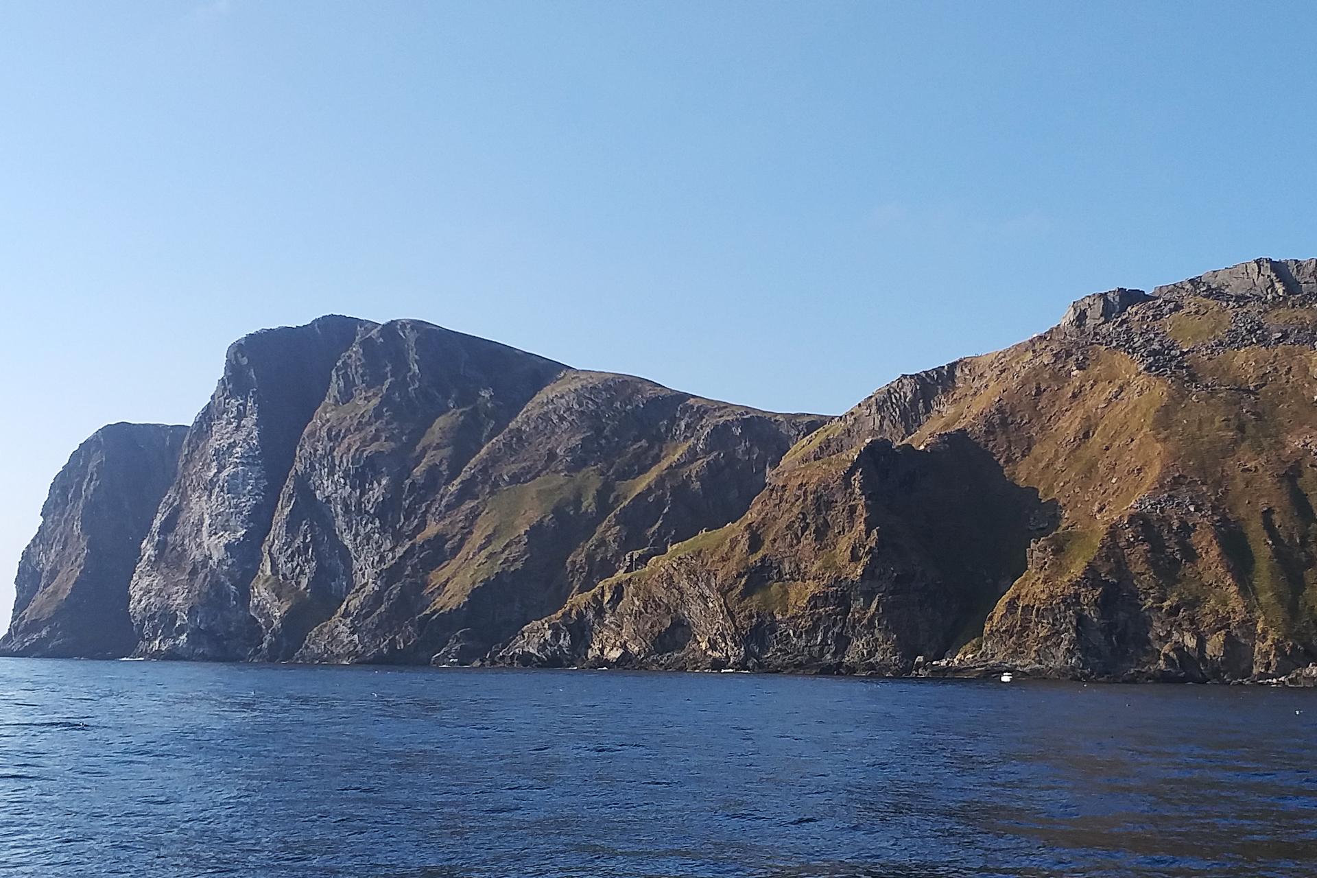 Runde Boattrip Bird Mountain